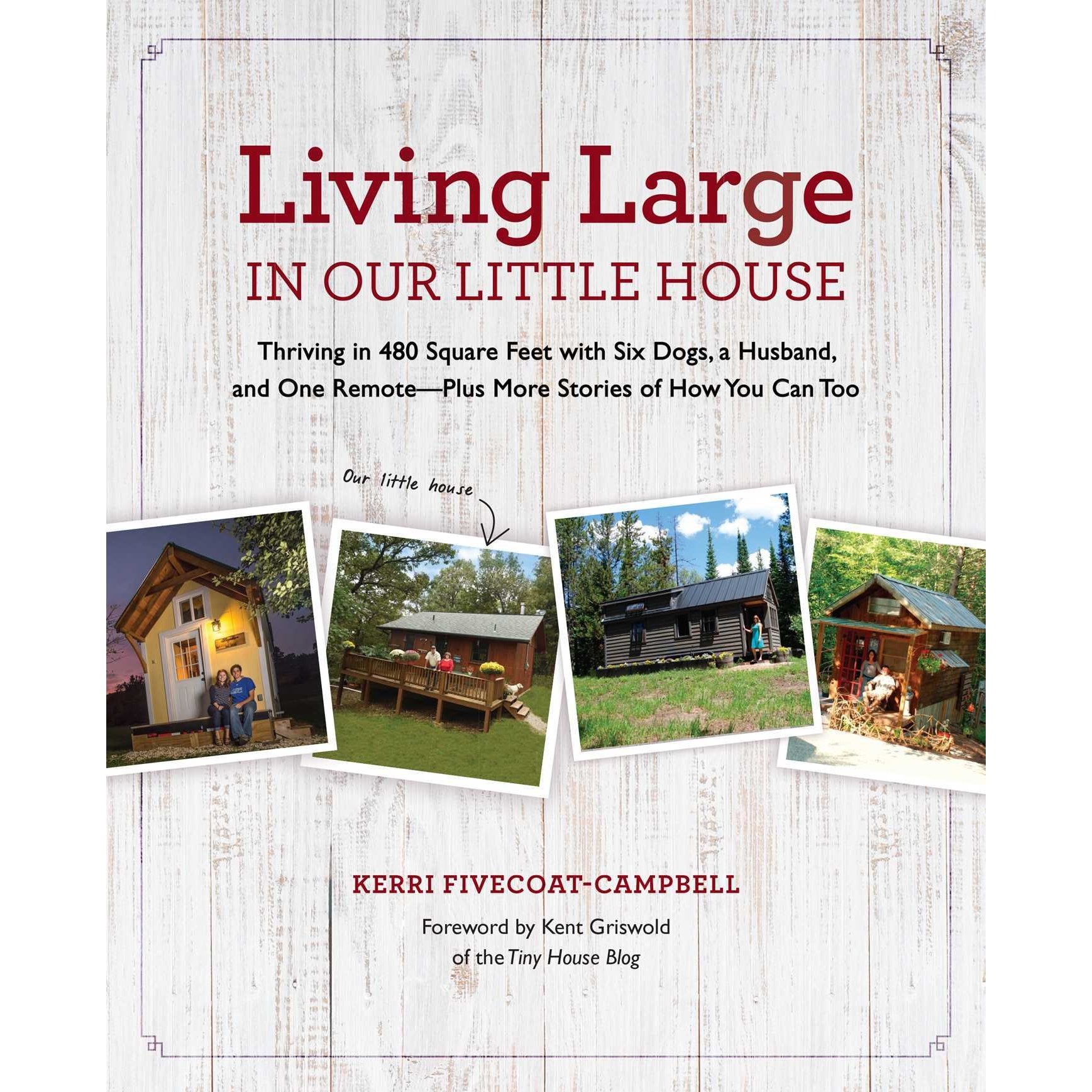Living Large in Our Little House cover image