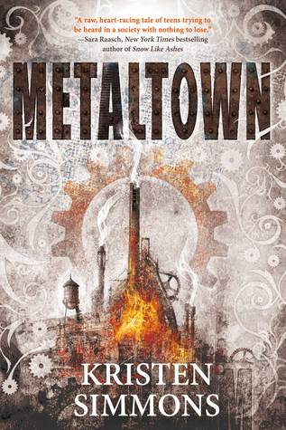 Metaltown cover image