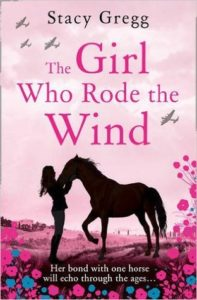 The Girl Who Rode the Wind cover image