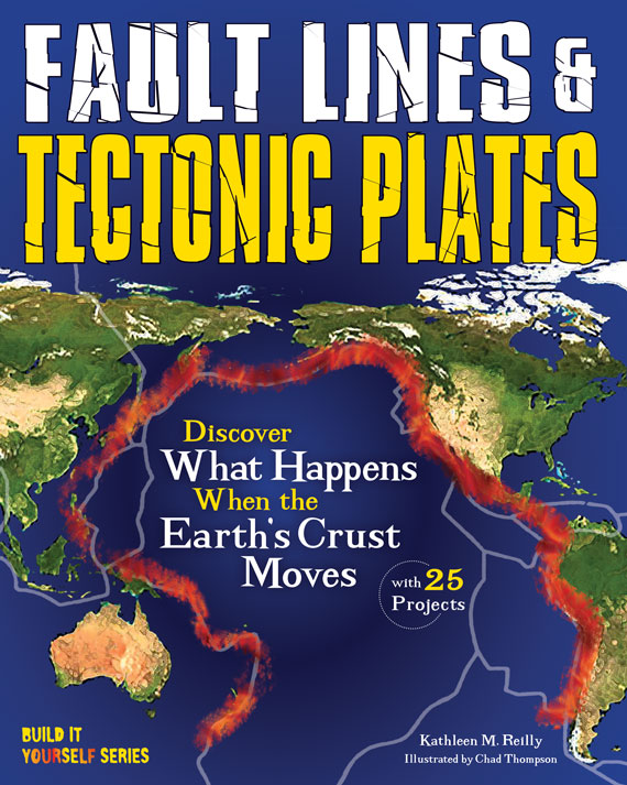 Fault Lines & Tectonic Plates cover image