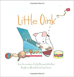 Little Oink cover image