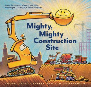 Mighty mighty construction site cover image