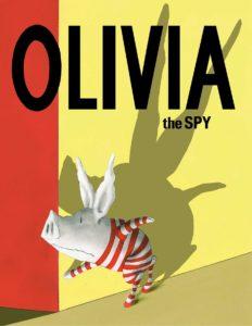 Olivia the Spy cover image