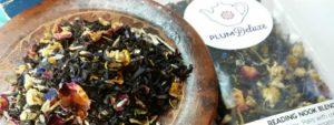 Plum Deluxe Tea Reading Nook Blend photo