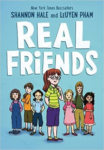 Real Friends cover image