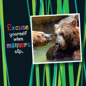 Wise Animals grizzlies photo