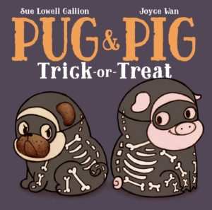 Pug & Pig Trick or Treat cover image