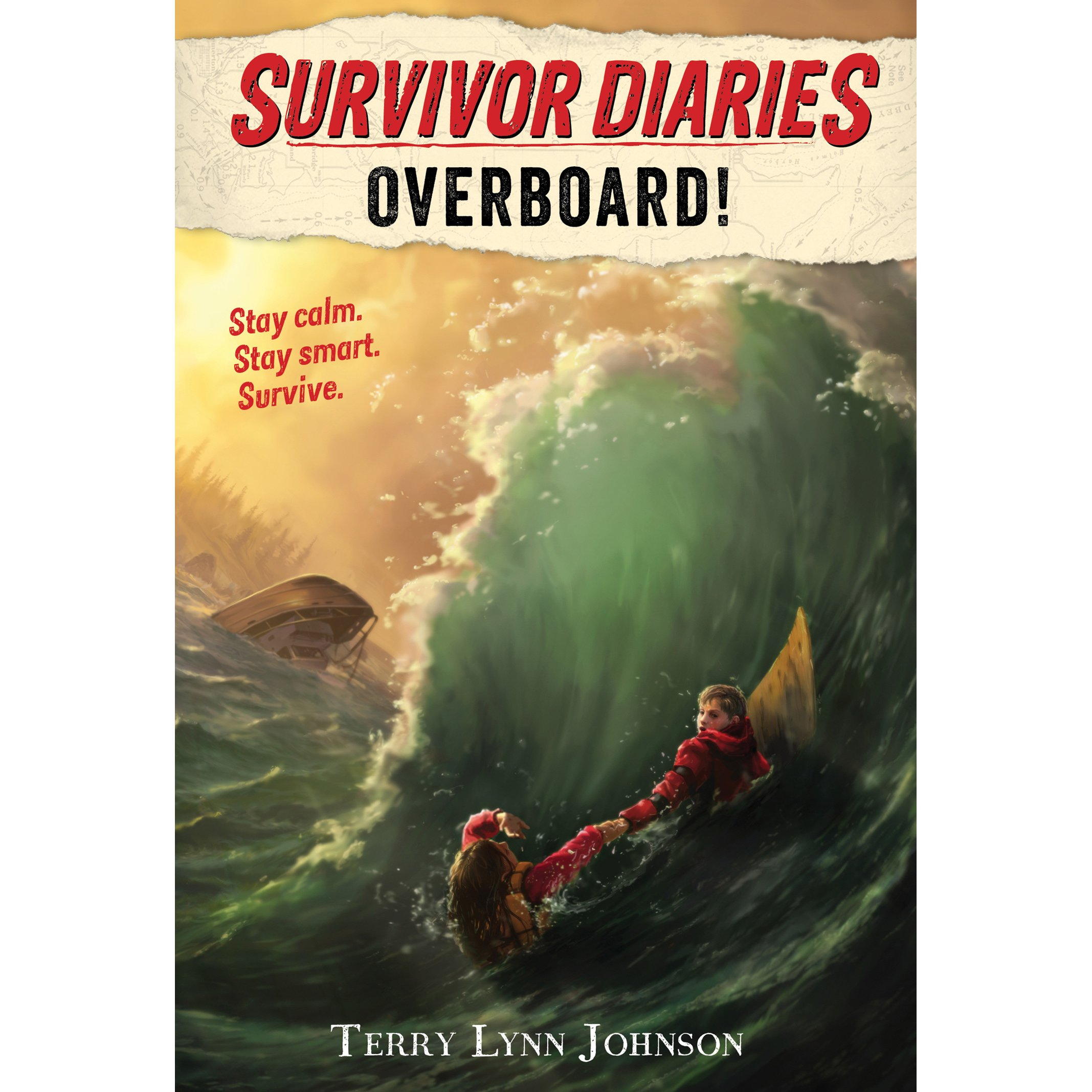 Survivor Diaries Overboard cover image