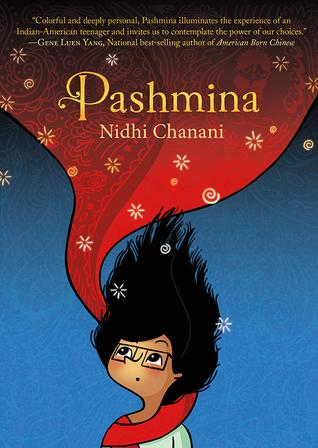 Pashmina cover image
