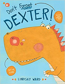 Dont Forget Dexter cover image