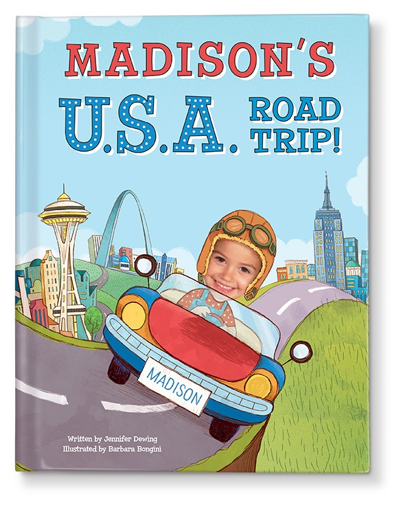 My USA Road Trip cover image