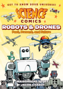 Robots and Drones cover image