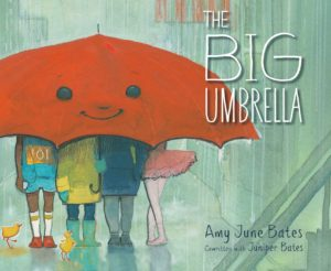 The Big Umbrella cover image
