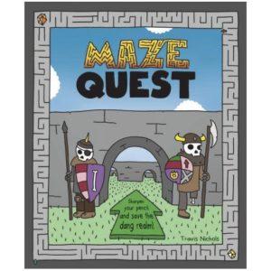 Maze Quest cover image