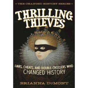 Thrilling Thieves cover image