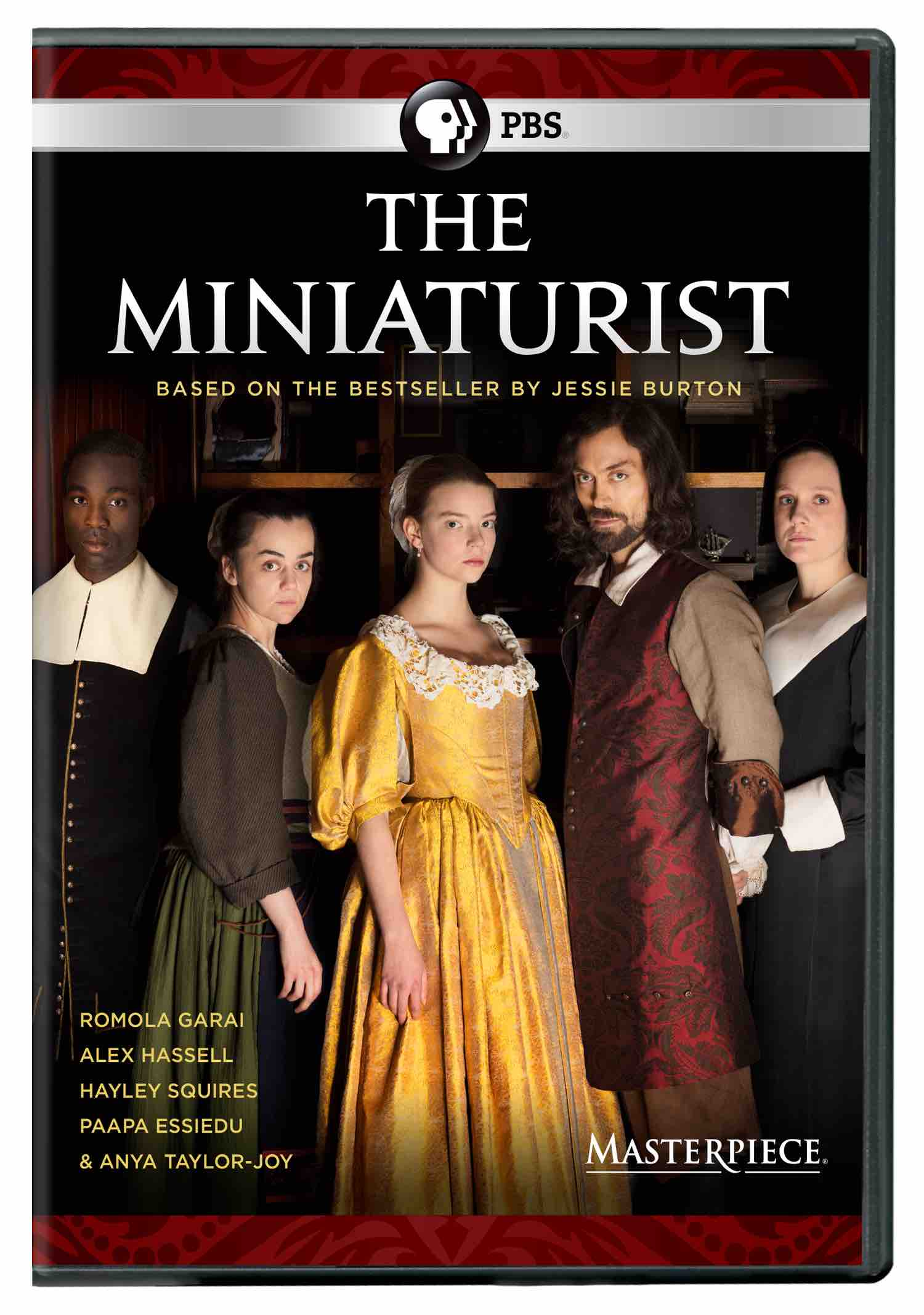 The Miniaturist DVD cover
