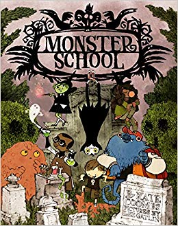 Monster School cover image
