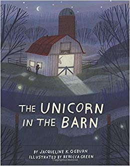 The Unicorn in the Barn cover image