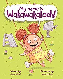 My Name is Wakawakaloch cover image