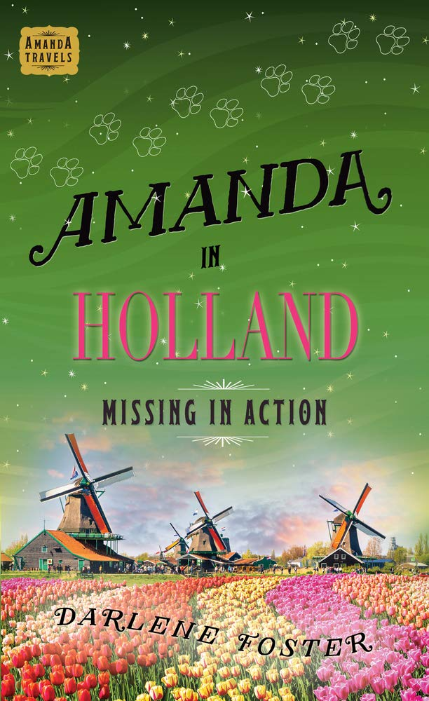 Amanda in Holland cover image