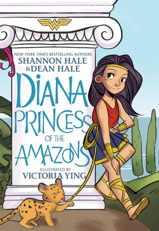 Diana Princess of the Amazons cover image