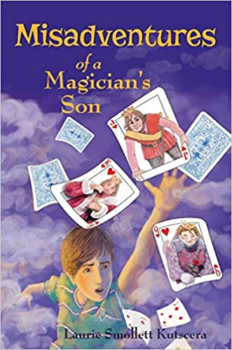 Misadventures of a Magicians Son cover image