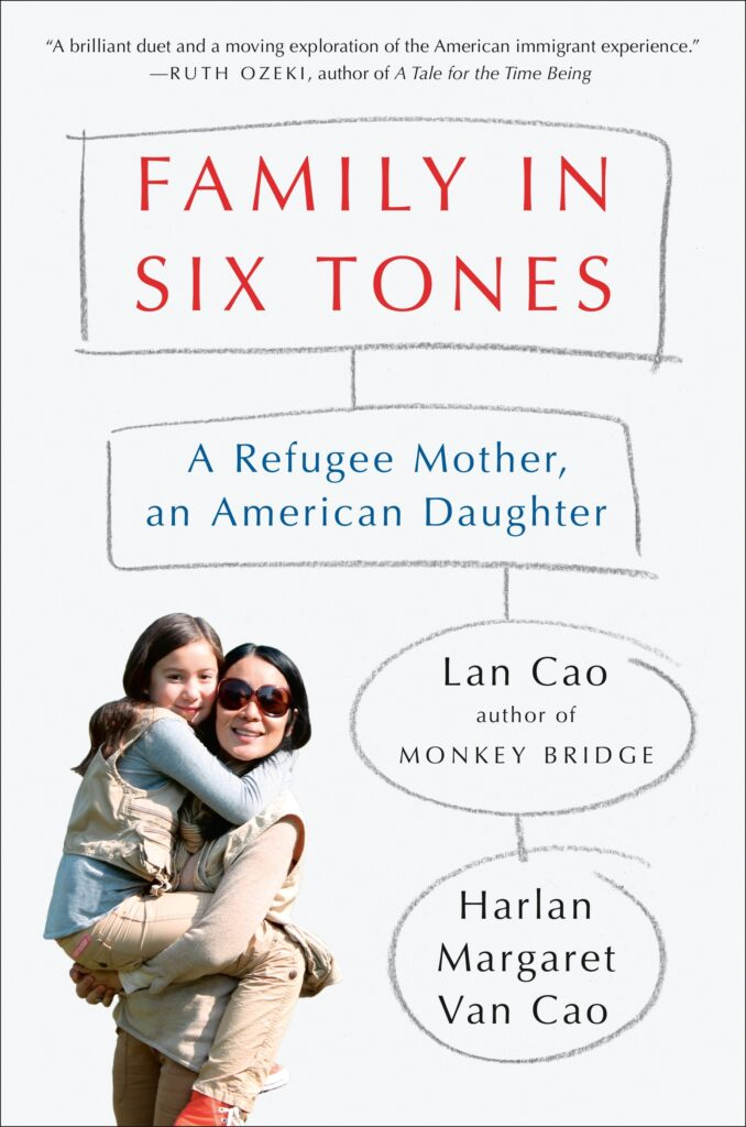 Family in Six Tones cover image
