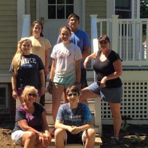 Katydid Backyard Renovation Project