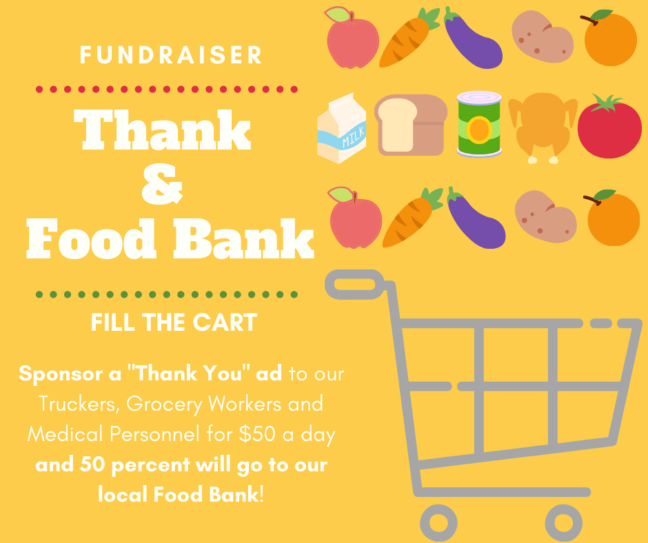 RGAC is asking for sponsors to help fill the cart.