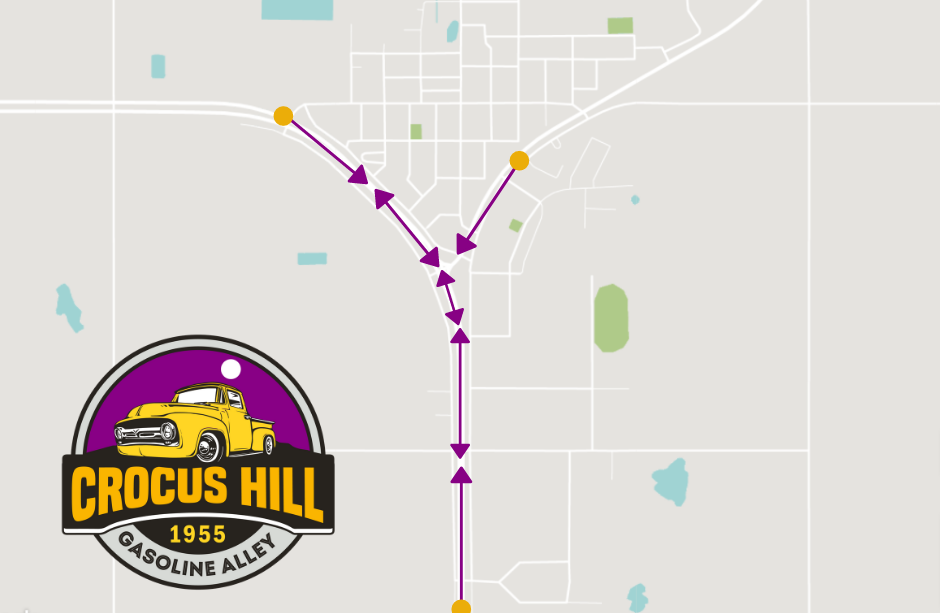Crocus Hill Gasoline Alley Valleyview Bounderies