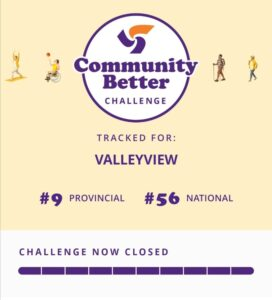 Valleyview ParticipACTION