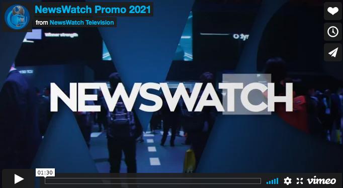 Pennexx on AMC's NewsWatch TV