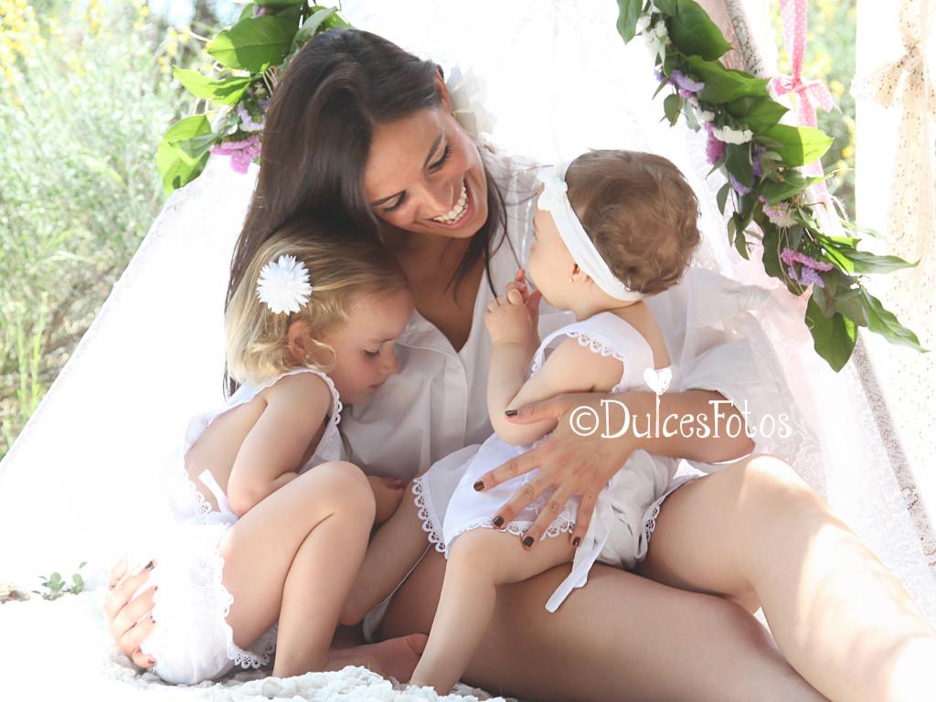 Fotografia de mamás y bebés 2