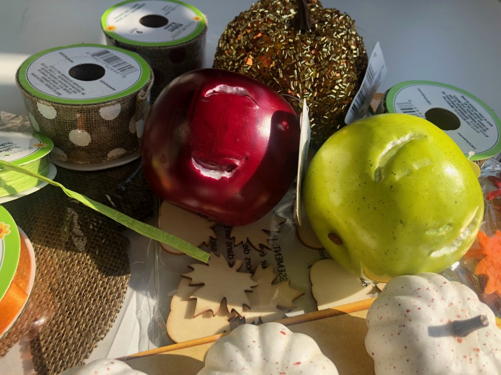 Let's make together poison apples from dollar tree products!Looking for fun halloween diy? Let's make Poison FORBIDDEN apples easy Halloween decor in  minutes. Dollar Tree DIY