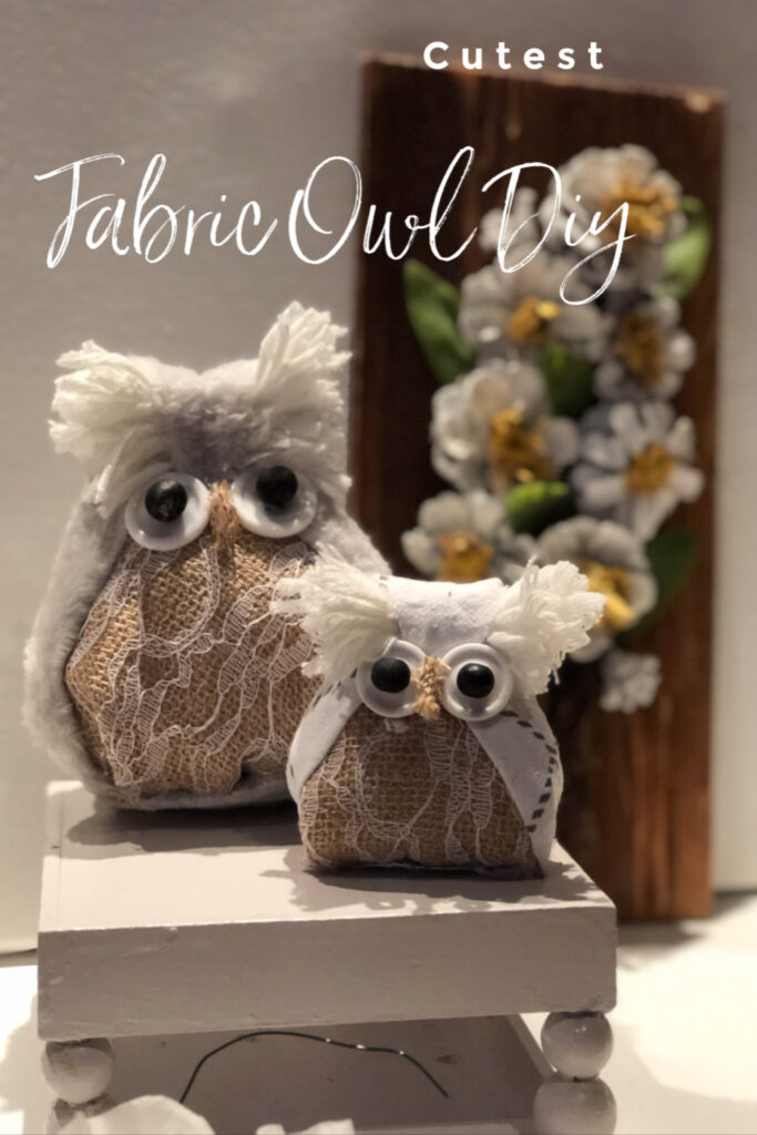 Are you looking for something fun to make with your kids? Puppets making are always fun. Let's make together super cute Fabric OwlLet's make together super cute Fabric Owl. Fall project diy with kids. Easy puppet diy. Dollar Tree owl. Easy puppets making idea