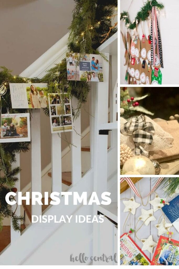 Awesome ways to display your Christmas cards this way? Look no further... Here are some ideas for you. Christmas keepsake