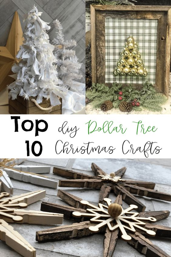 Dollar Tree budget friendly elegant  Christmas Crafts ideas Let's create Rustic Christmas ornaments DIY that are easy enough for kids to make but pretty enough for adults to admire. Rustic Snowflake. Clothespin craft