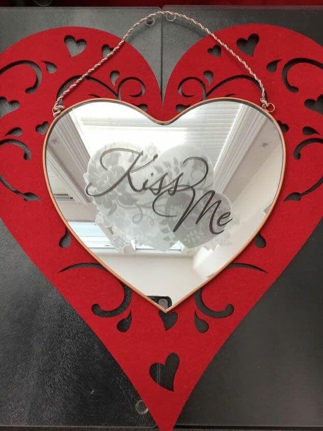 Valentine Mirror frame