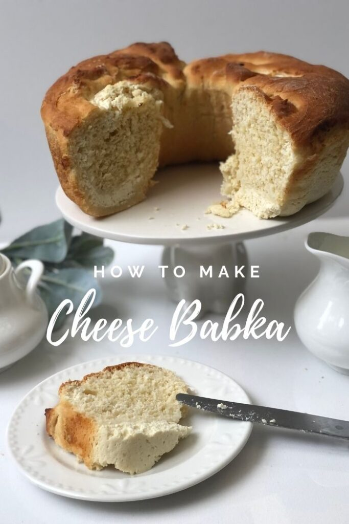 Learn how to make easy Easter sweet cheese babka. Perfect pastry with your morning coffee. Spring easter bread. Breakfast cheese pastry.Easy  polish yeast cheese babka