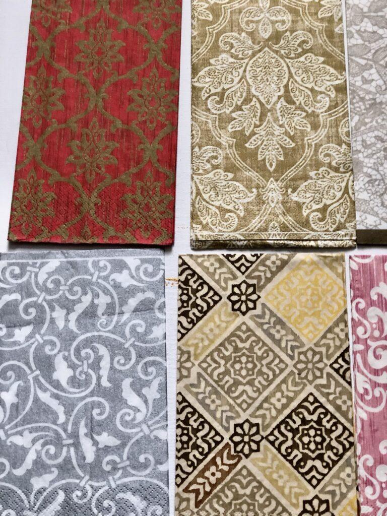 My favorite patterns 1