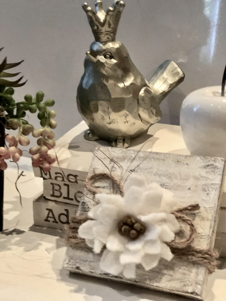 Learn how to put use your napkin ply's after your are done with decoupaging. Make your planters and even print your own napkin. Budget friendly home decor ideas