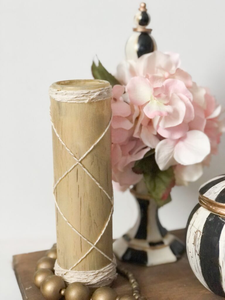 Let's turn simple glass candles from Dollar Tree to a stunning home decor piece. Easy to make home decor diy and gift idea. Learn how to crackle with me