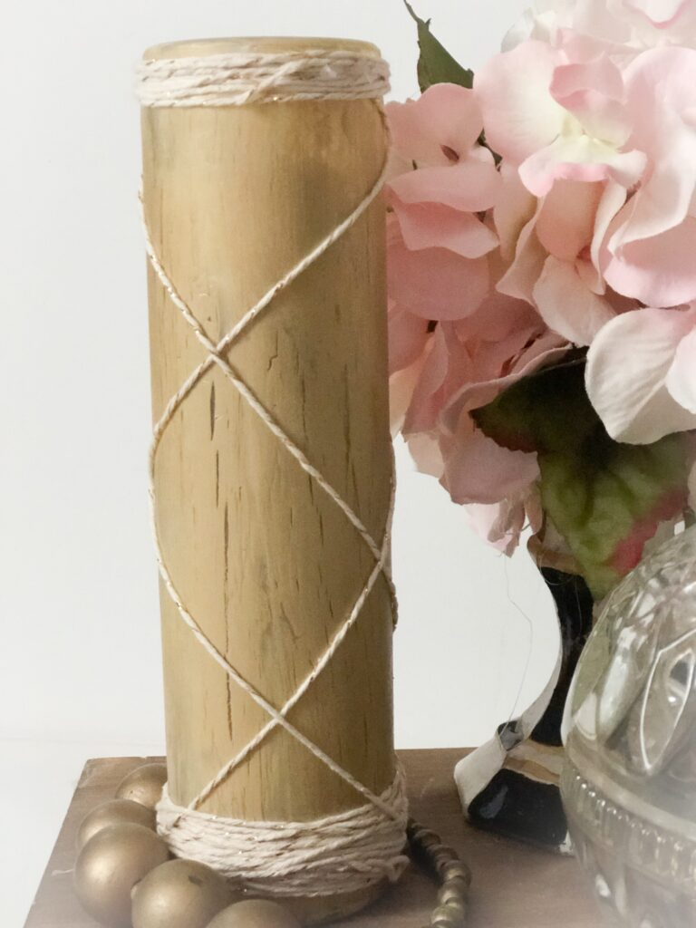 Let's turn simple glass candles from Dollar Tree to a stunning home decor piece. Easy to make home decor diy and gift idea. Learn how to crackle on the glass with me