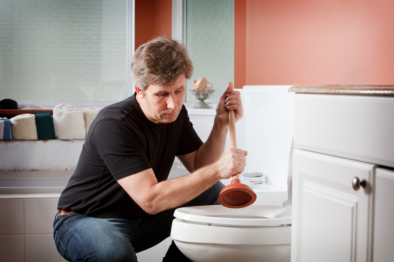 Why is my Toilet Always Clogging?