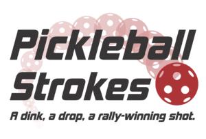Pickleball Strokes Logo 1600