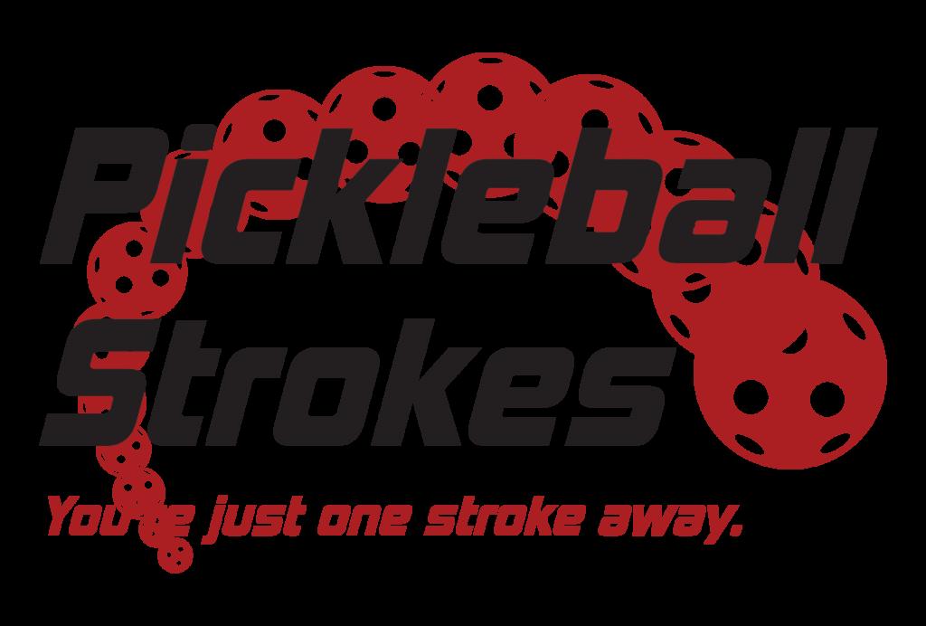 Pickleball Strokes 1