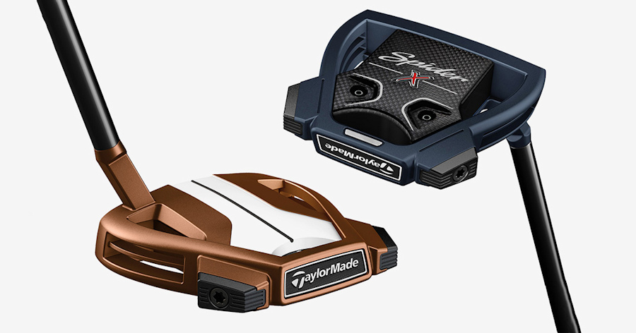 New Spider X Putter by TaylorMade