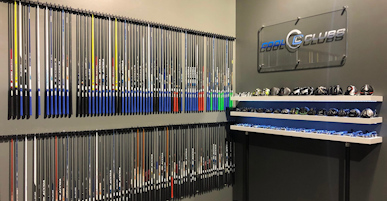 Cool Clubs Custom Fitting Now Available at The Range