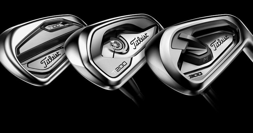 Titleist T-Series Irons Now at Cool Clubs