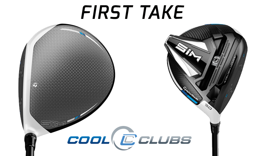 TaylorMade's New SIM Driver